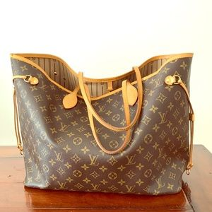 Louis Vuitton GM Monogram Authentic